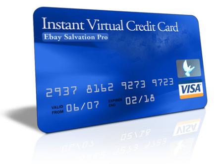 Membuat Virtual Credit Card (VCC) | Acakadutdesign